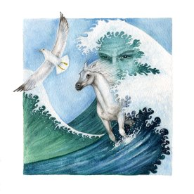 Manannan - Derry Folk Tales