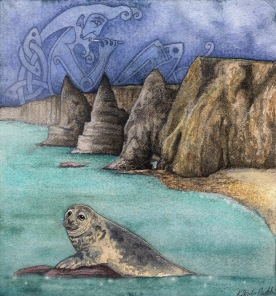 The Selkie Killer - Highlands tales
