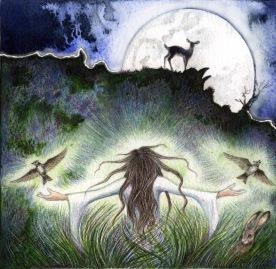Lady Sybil - Lancashire Folk tales