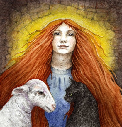 Youth, life and death - Laois folktales