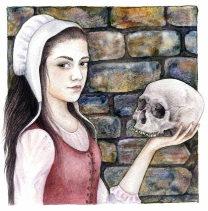 The dauntless girl - Cambridge
