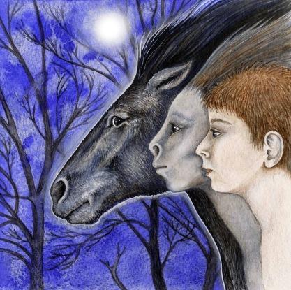 The Pooka Horse - Kildare
